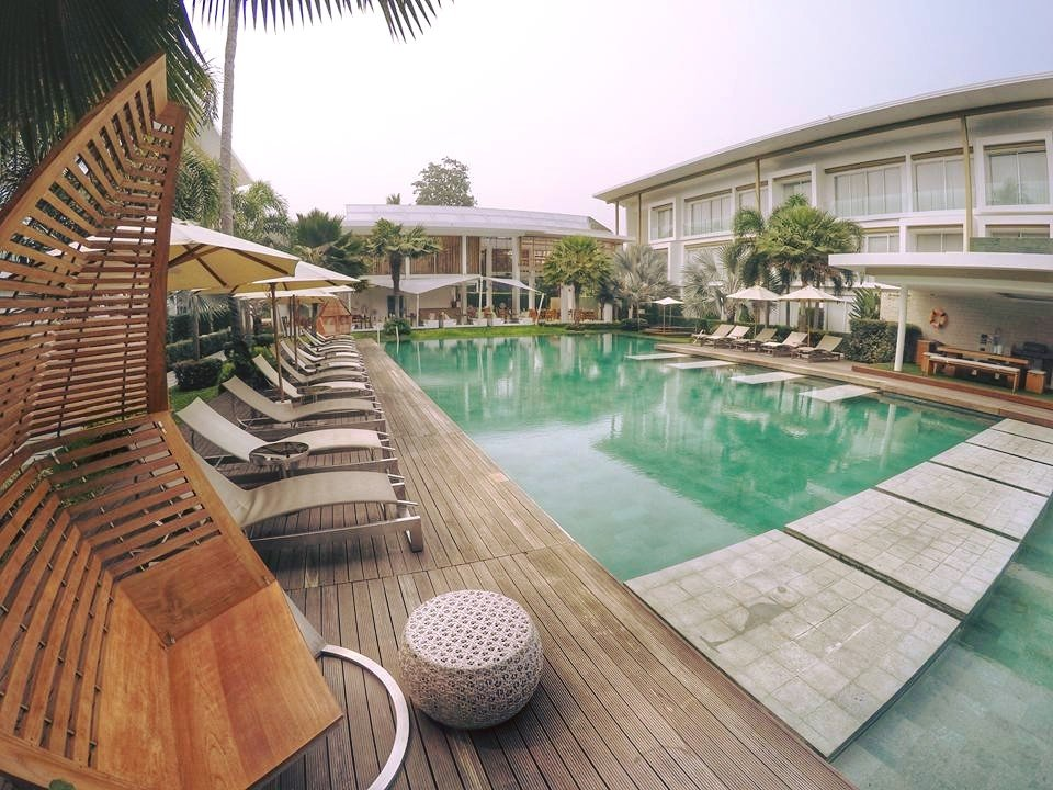 Lanna – Poolside Perfection in Samui