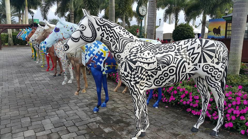 Winter Equestrian Festival 9