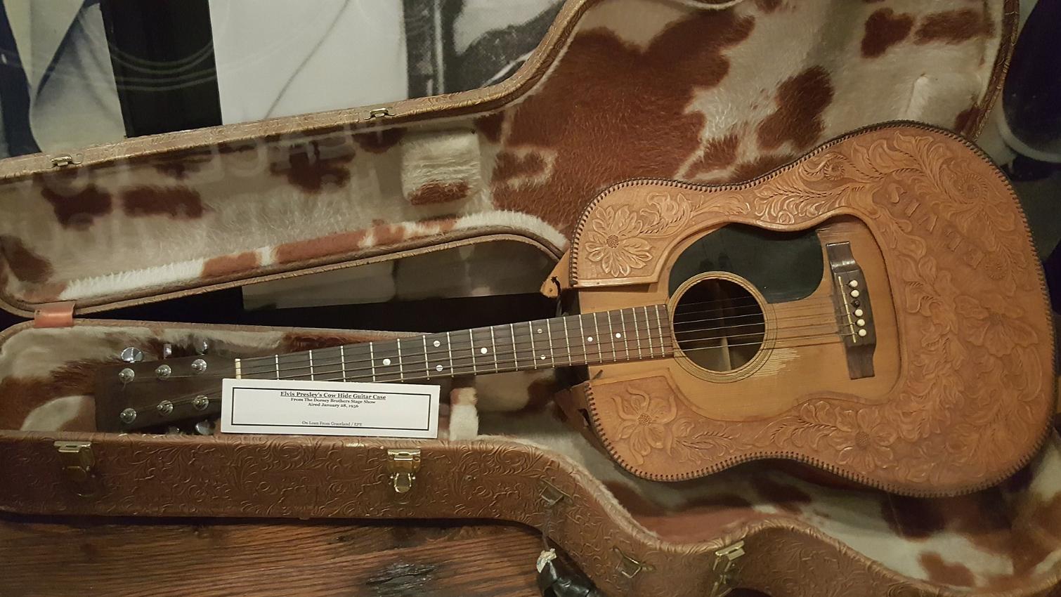 Sun Studios Guitar