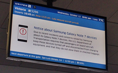 Why the Samsung Galaxy Note 7 Was the Best Marketing Accident Ever