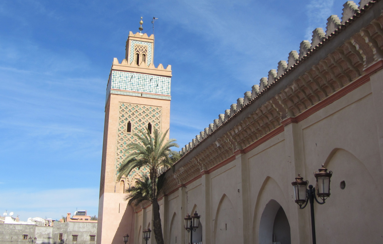 Mosque Marrakesh Luxury