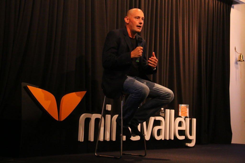 Mr Scott Eddy at Mindvalley